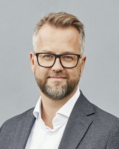 Anders Tuv, Investment Director, Radforsk, and Chairman of the Board, Vaccibody. Photo: Radforsk