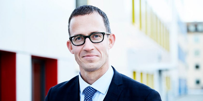 Ketil Widerberg, general manager of Oslo Cancer Cluster