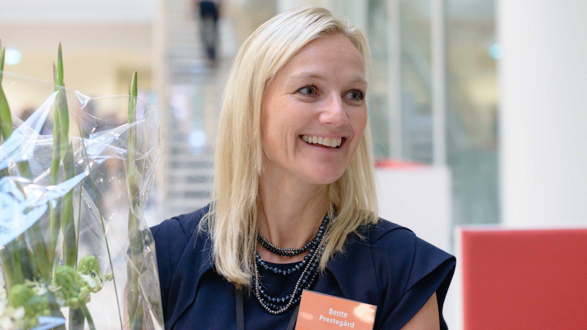 Bente Prestegård, Project Manager, Oslo Cancer Cluster