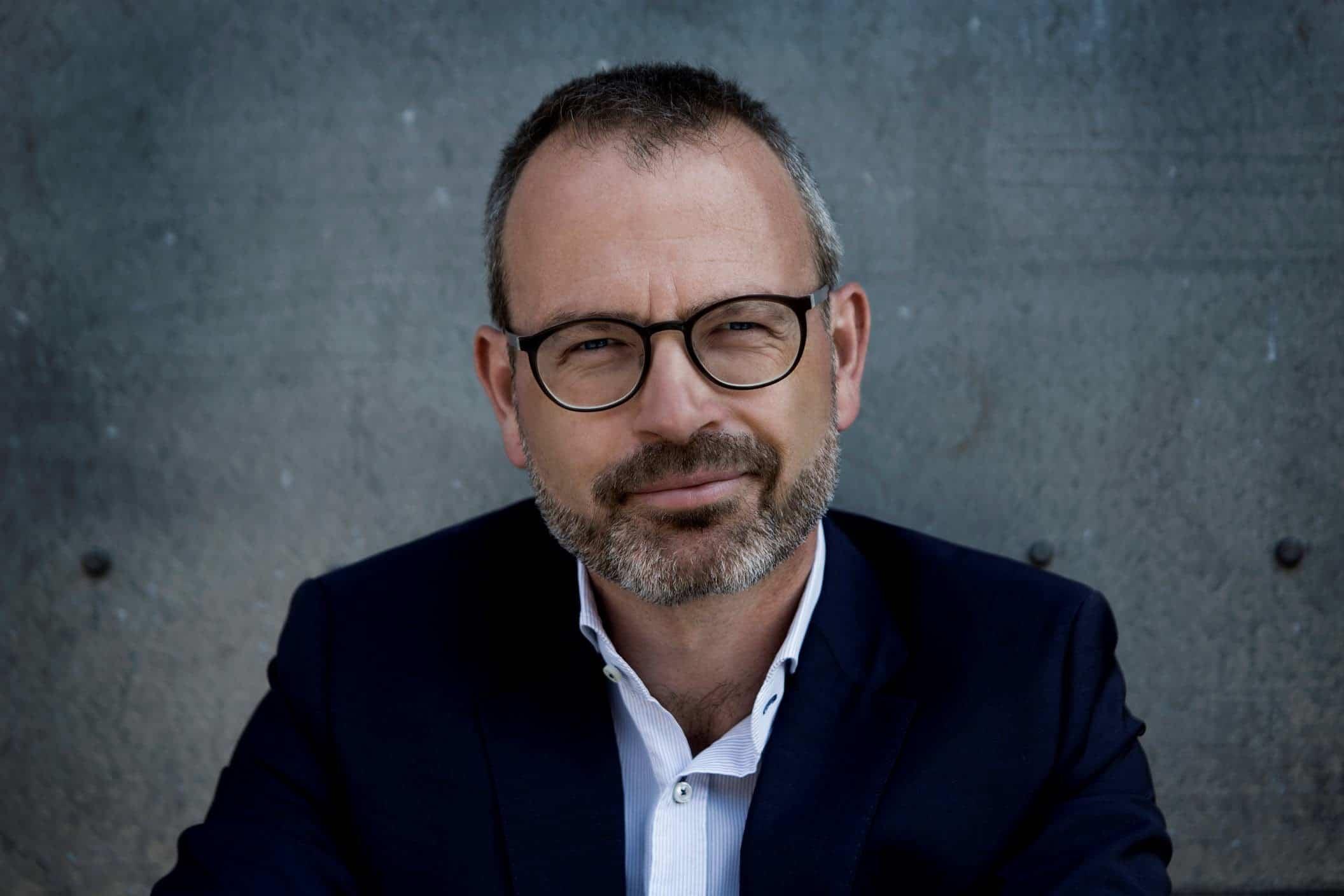 Søren Bregenholt portrait