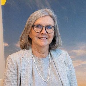 Kerstin Jakobsson, CEO of Kongsberg Beam Technology