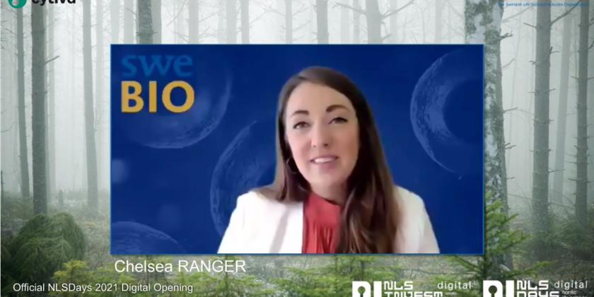 Chelsea Ranger, Program Committee, NLSDays