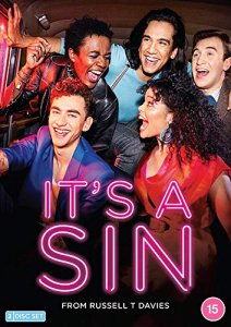 In the series It's a sin from 2020, the HIV/AIDS epidemic is portrayed through a group of friends in London.