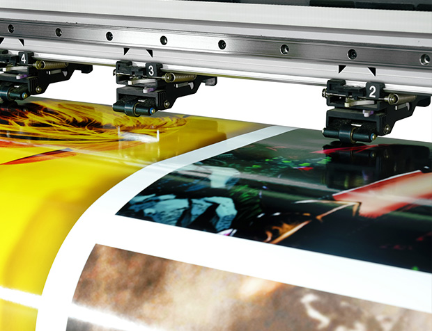 Digital Press Printing
