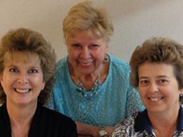 Mickki, Sharon and Sandy, Billing Department