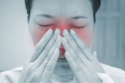 Sick of Chronic Sinus Pain? Find Out How We Can Help You