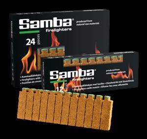 Samba Firelighter Matches