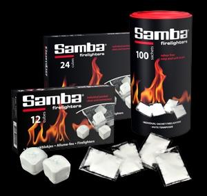 Samba Wooden Firelighters