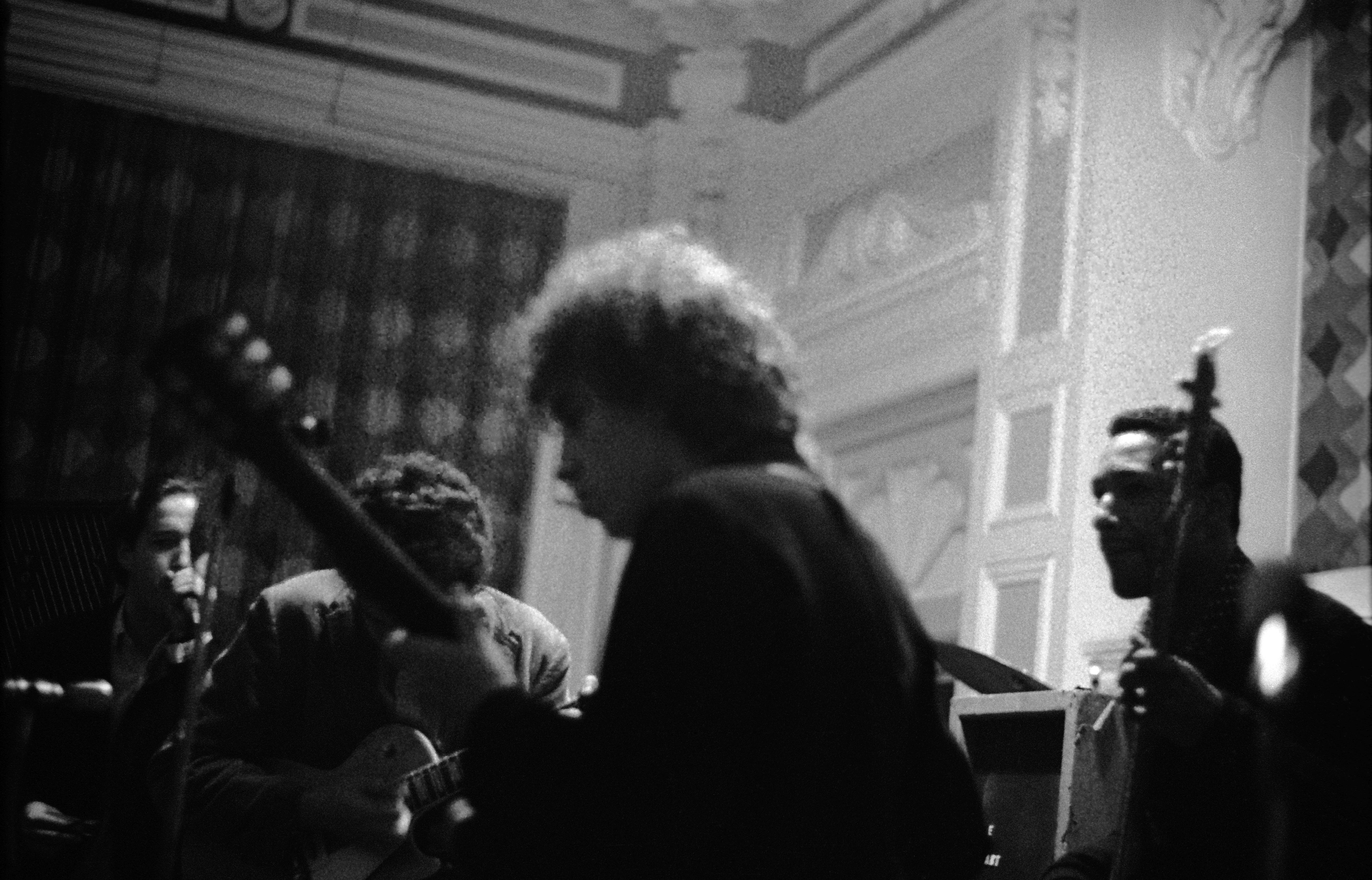 Paul Butterfield Blues Band at Lewes Town Hall in 1966