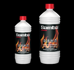 Samba Barbeque Lighting Gel