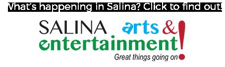 Salina Arts & Entertainment Logo