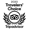 2020 Travelers' Choice Trip Advisor Badge