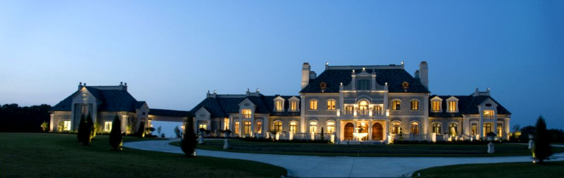 mansion in centerville oh