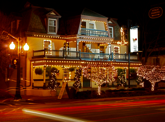 the worthington inn