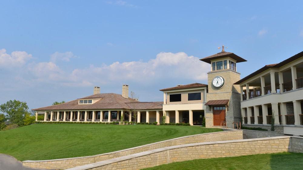 Muirfield Village golf clubhouse