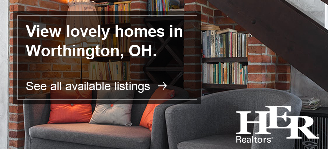 Homes for Sale Worthington Ohio