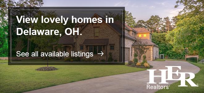Homes for Sale Delaware Ohio
