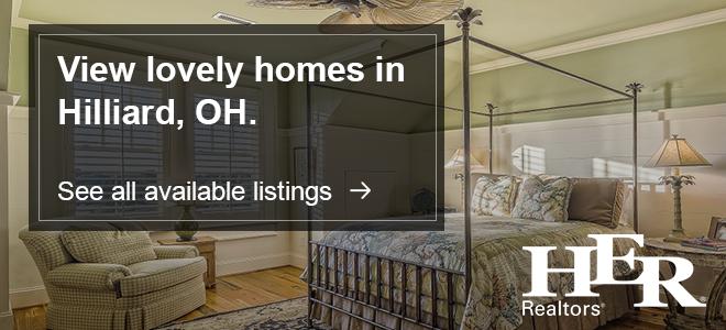 Homes for Sale Hilliard Ohio