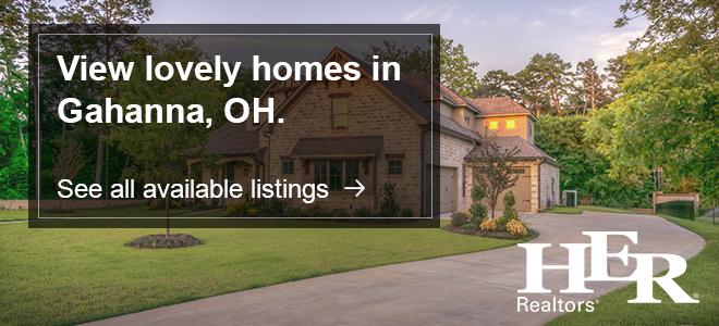 Homes for Sale Gahanna