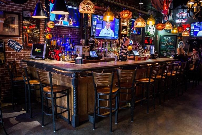 blind pig bar interior