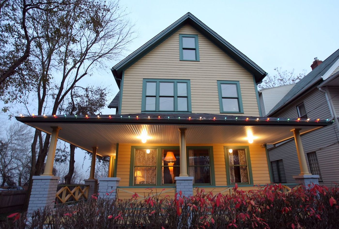 the christmas story house and museum