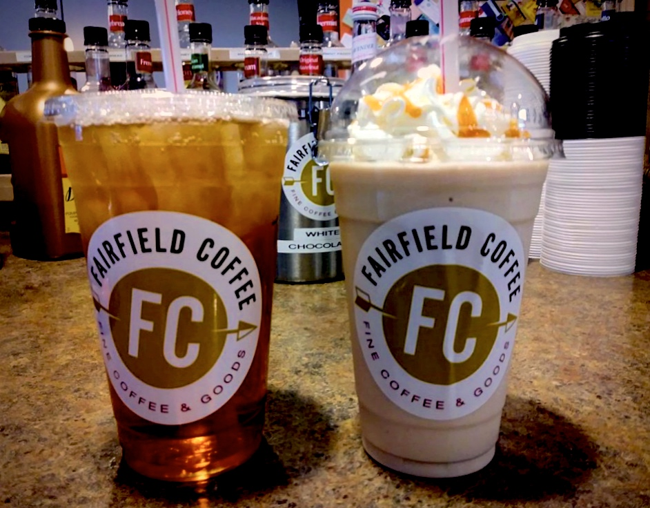 specialty coffee from Fairfield Coffee in Ohio
