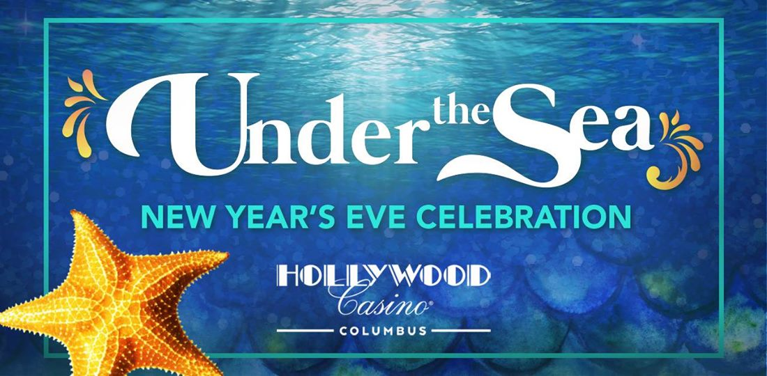 Under the Sea at Hollywood Casino Columbus poster ad