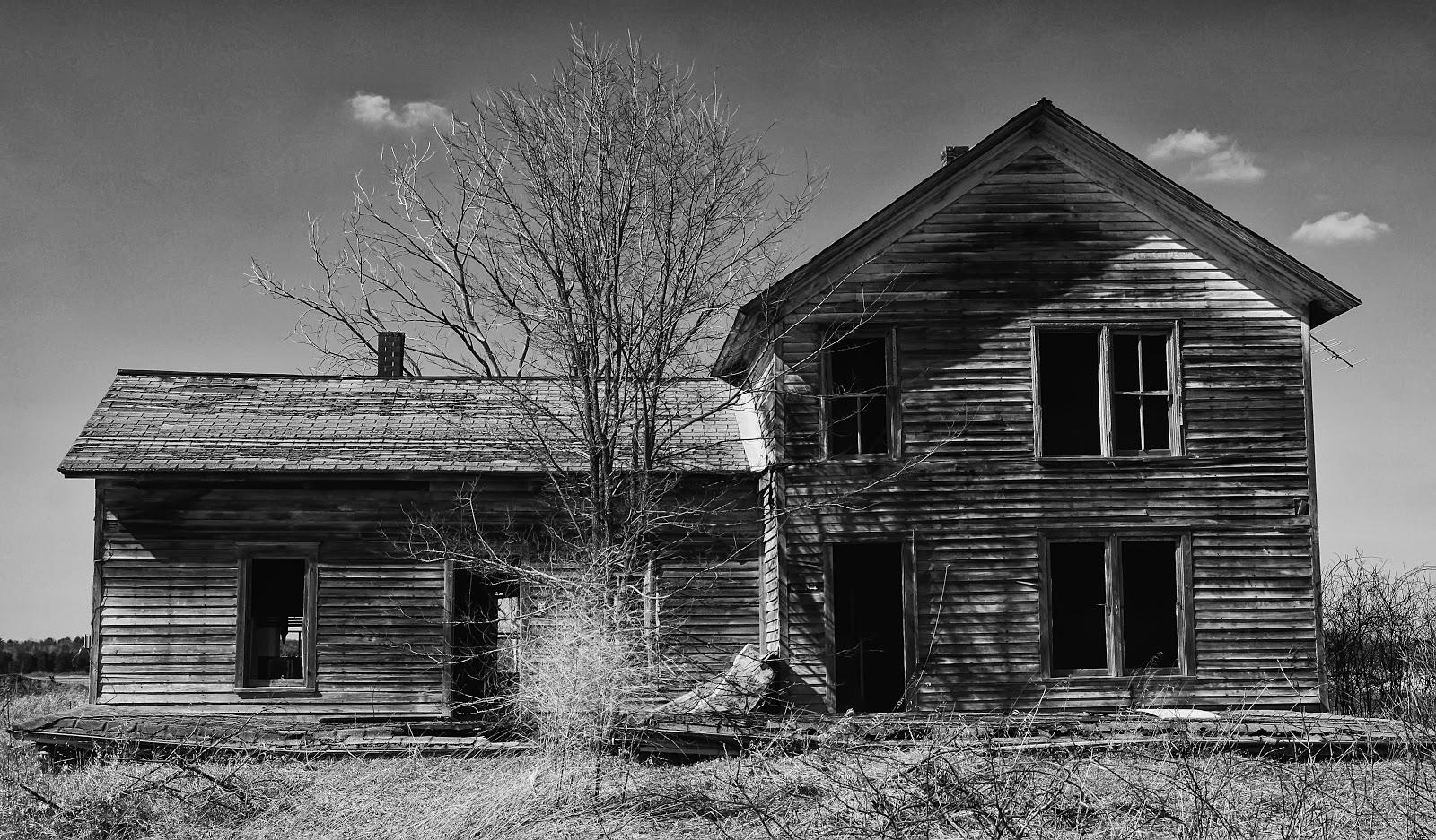 Farm house in need of repair