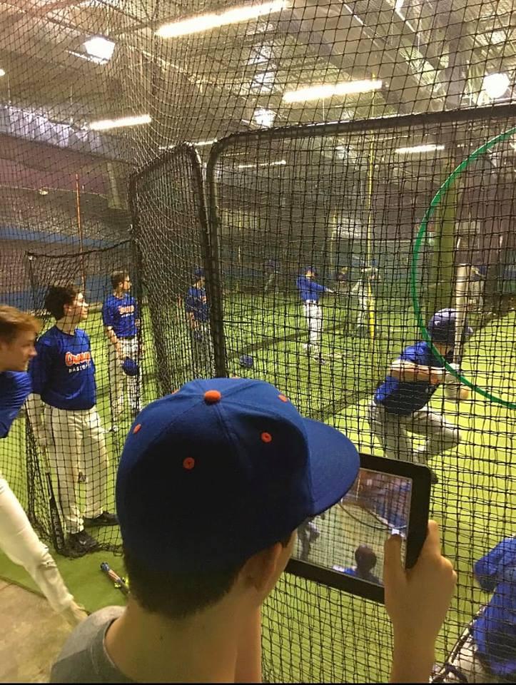 Big League batting cages