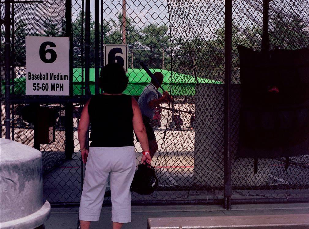 Sports Ohio Batting Cage