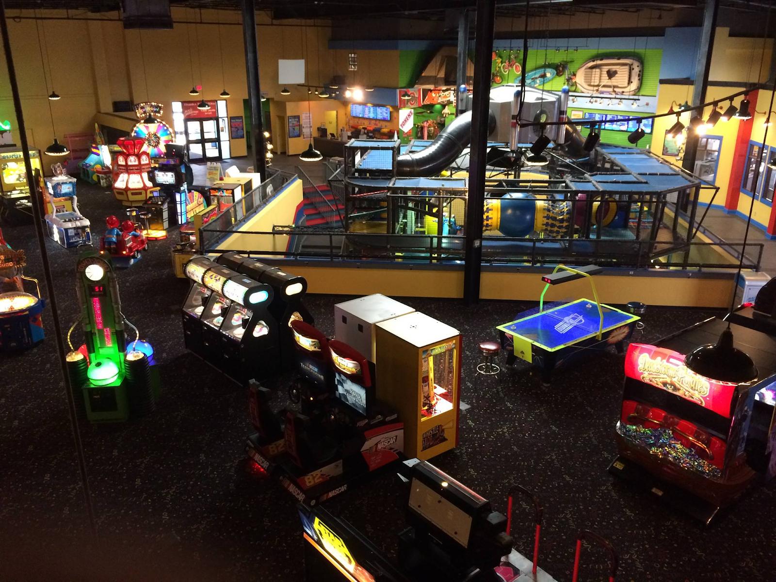 Magic Mountain Fun Center