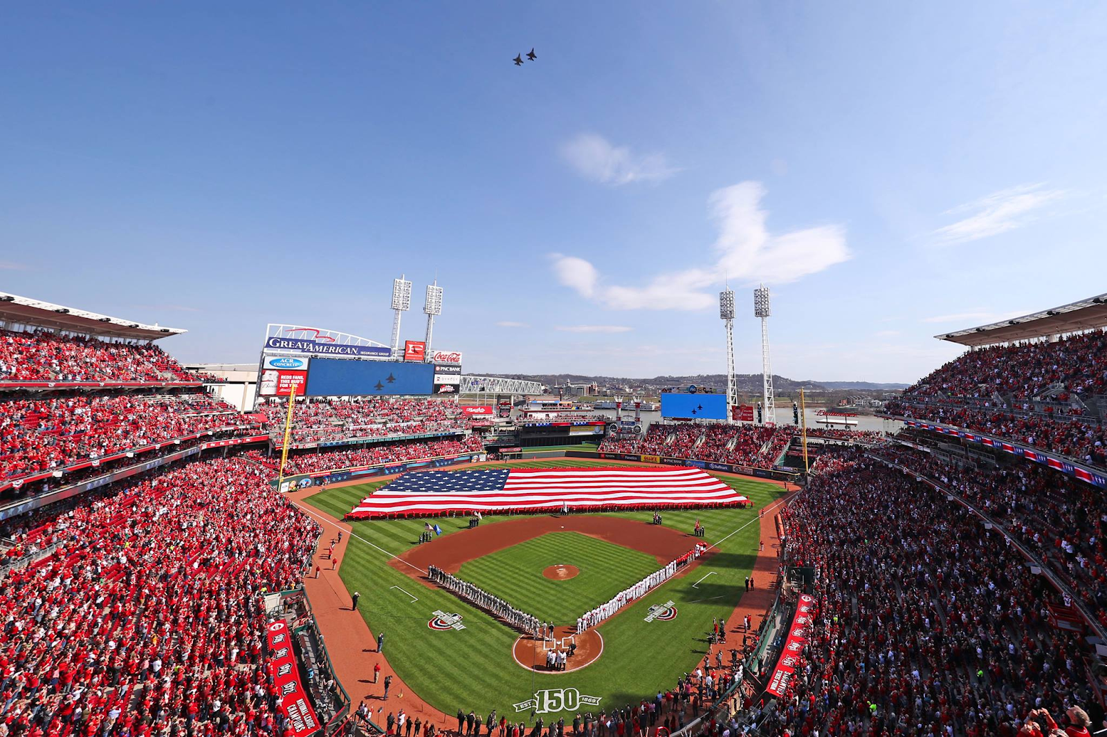 Cincinnati Reds game