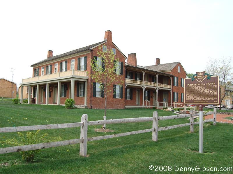 the Pennsylvania House Museum