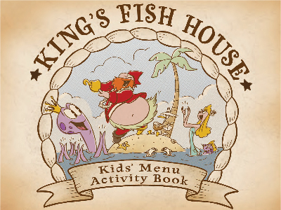 thumbnail of Kids Menu