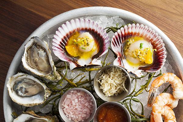 Chilled Shellfish Platter