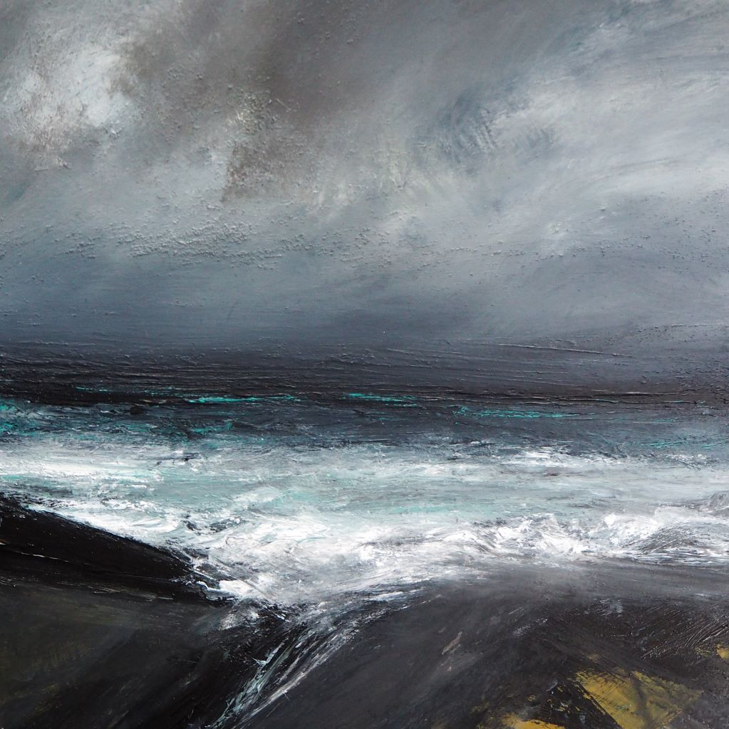 Burland Storm, Ness by Ruth Brownlee