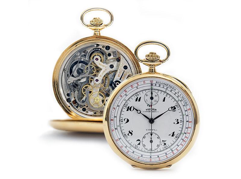 SHWR Vintage Pocket Watch Restoration
