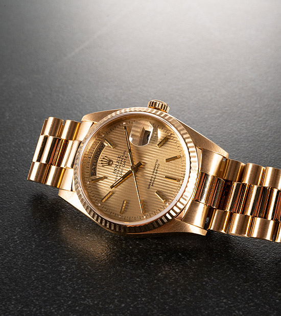 SHWR Rolex Accredited