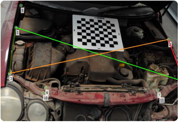 The Matrix Wand - Collision Repair 3D Measurement Technology