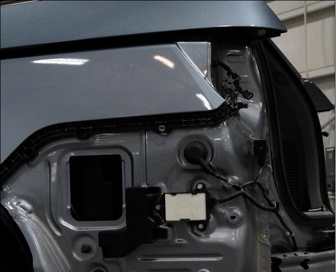 Honda Advanced BSI Radar Unit Location Diagnosis