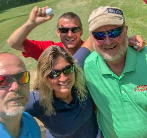 Plattco golf team