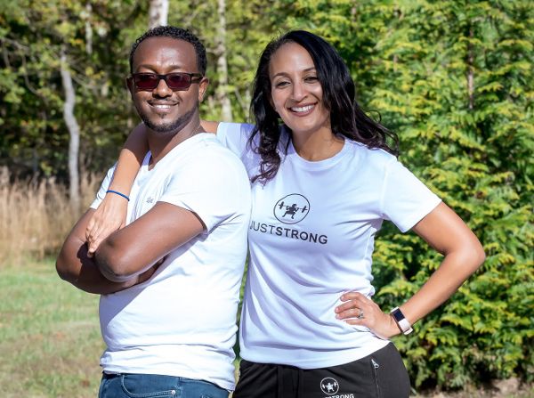 Becoming Mr  and Mrs  Tesfaye