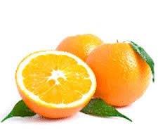 Oranges full of vitamin C