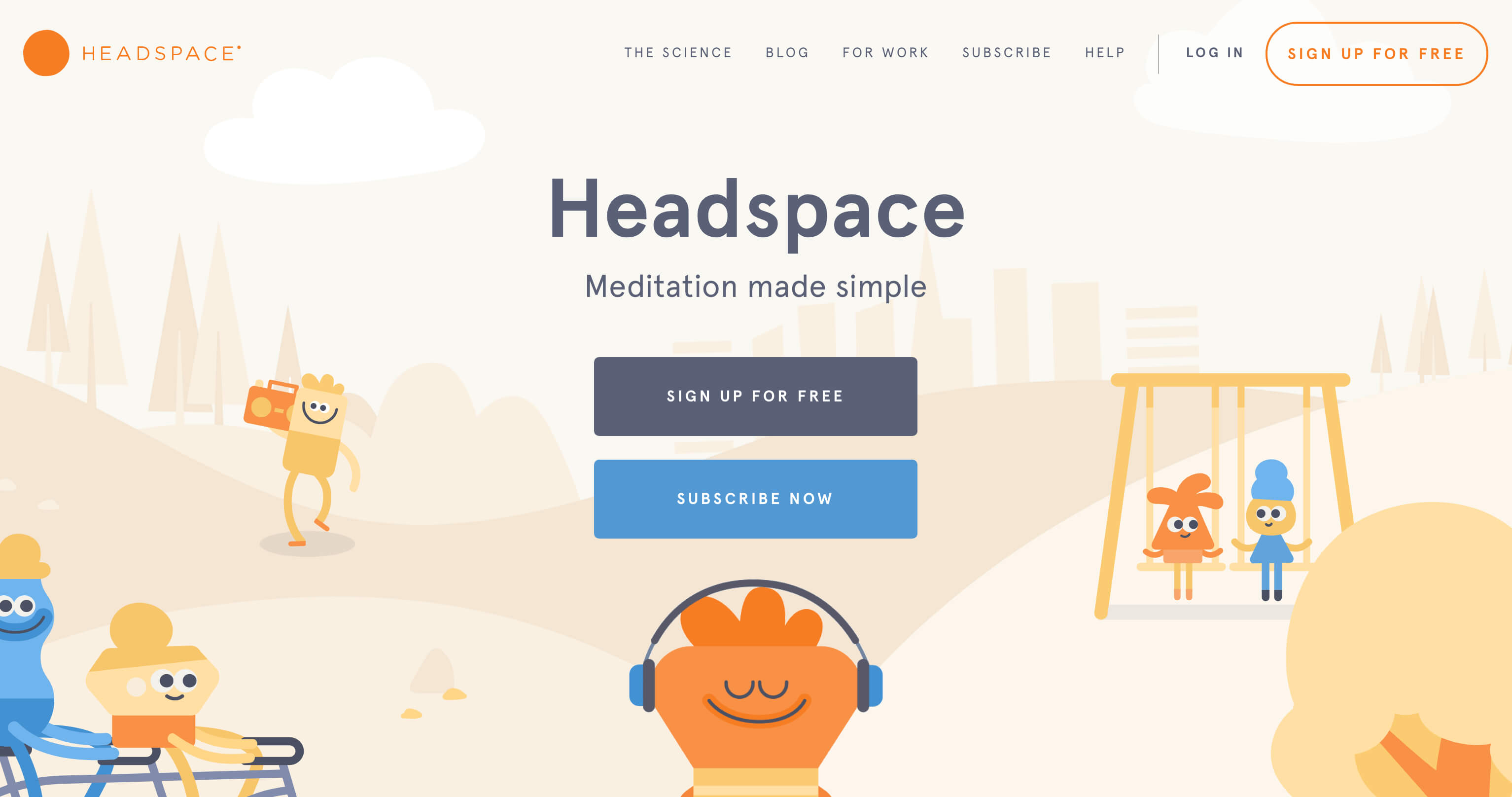 headspace_website_cta_baker_creative