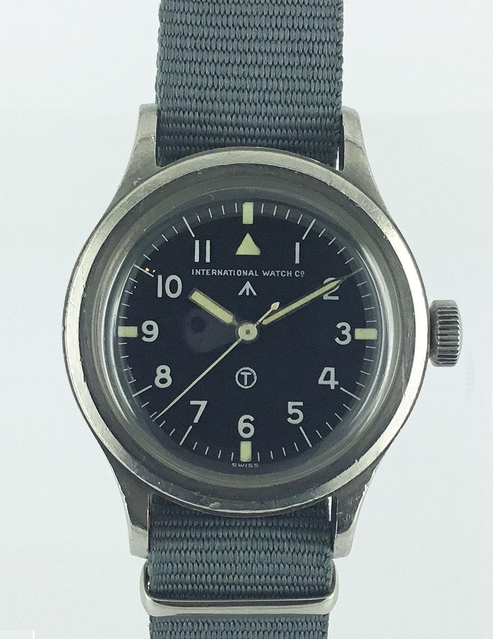 P873 IWC Mark XI Military 1948