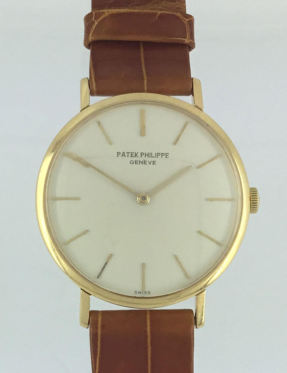 P835 PATEK PHILIPPE – 1972