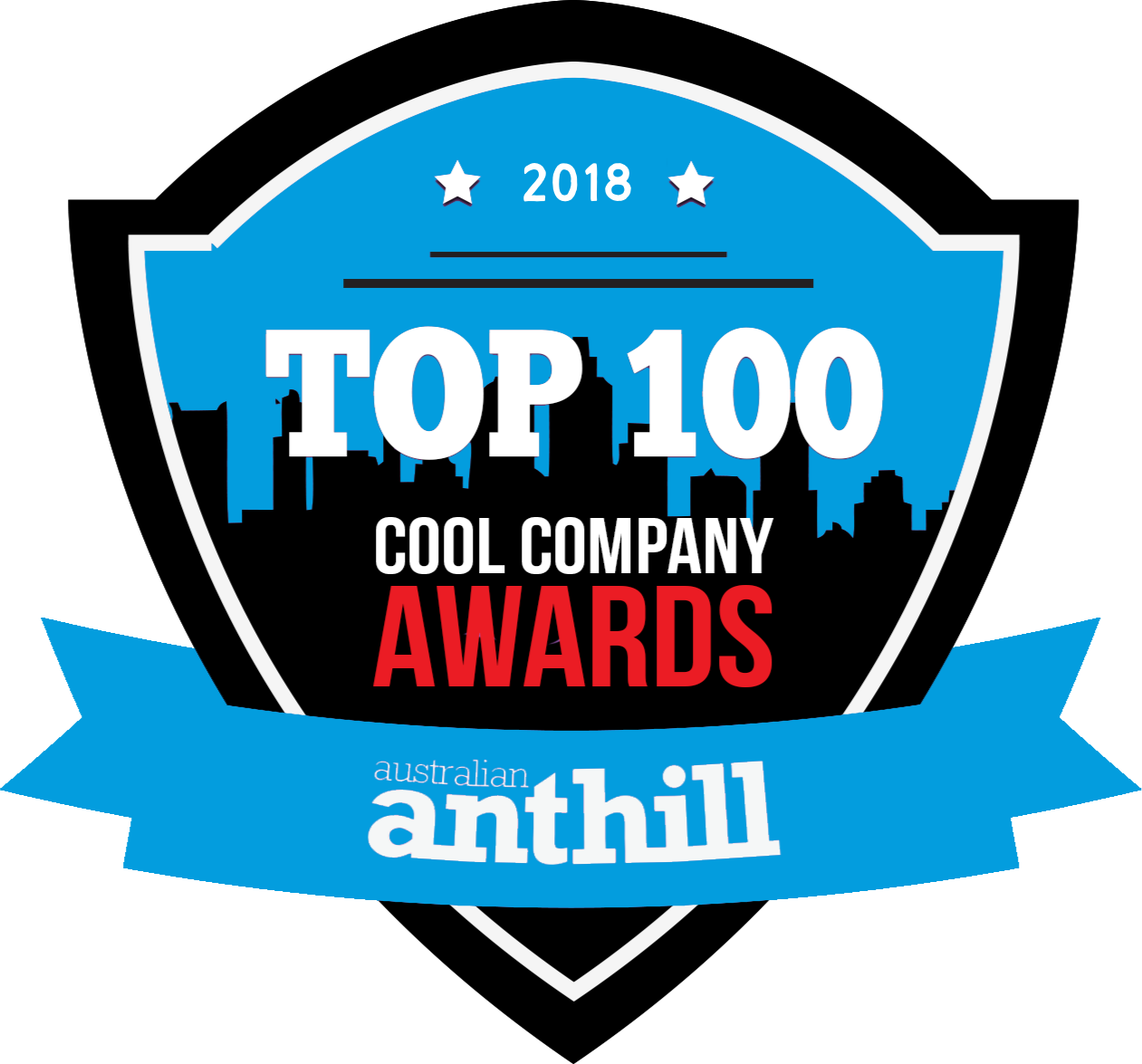 Anthill Cool Company Award Winer 2018