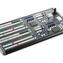 Event Live Video & Graphic Mixing equipment