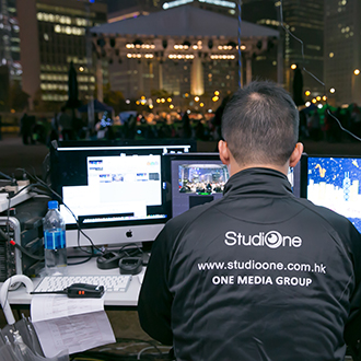 Event Live Video & Graphic Mixing