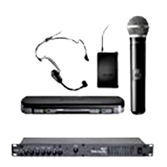 Event Sound System equipment